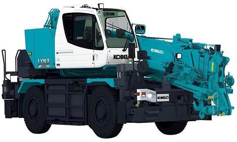 コベルコ建機 LYNX160
