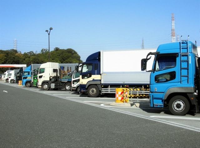 トラック盗難