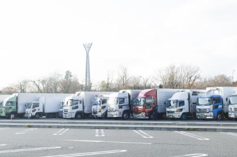 複数のトラック
