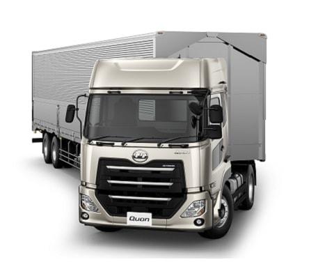 UDトラックス、クオンの新型セミトラクターを発売UDトラックス、クオンの新型セミトラクターを発売
