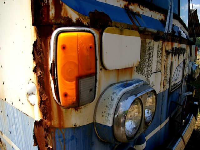 old-bus
