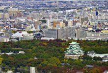 名古屋の街並