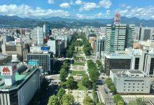 札幌の風景