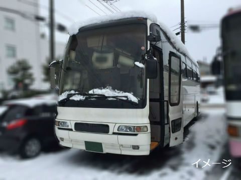 大型バスの特徴